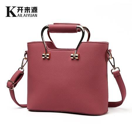瑶行 女包包邮女包2016新款包包女韩版定型甜美时尚女包斜挎单肩手提包