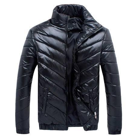 瑶行服饰   外贸版新款户外男式加厚棉衣冬装外套青年羽绒棉服男装棉袄