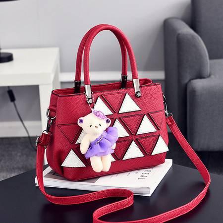 瑶行 女包包邮2016新款包包女韩版定型甜美时尚女包斜挎单肩手提包