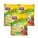 西麦/SEAMILD 原味牛奶燕麦片560g*3袋装