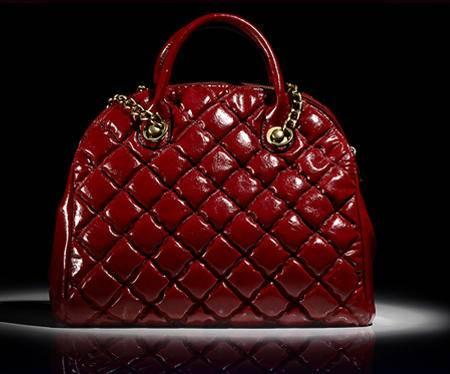 宋黛儿包袋 新款菱形格链条水桶包单肩斜跨潮流时尚女包包 包邮