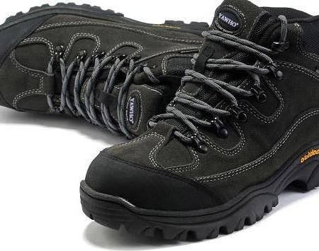 新款男鞋 运动休闲 夏 登山鞋男女鞋 反毛皮户外鞋 旅游徒步鞋情侣款 包邮