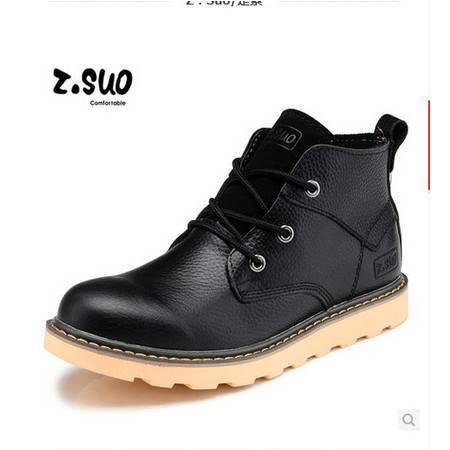 流行男靴子马丁靴 军靴工装靴男士高帮鞋真皮靴潮鞋工装鞋 男 包邮