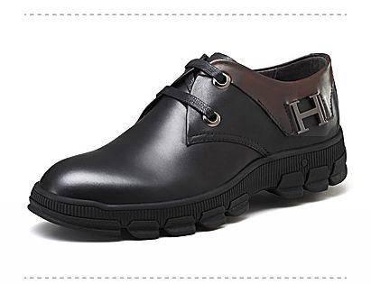 潮流开车鞋英伦商务休闲皮鞋男鞋 包邮