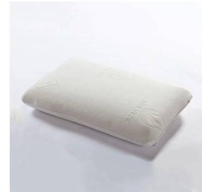 记忆枕慢回弹枕头面包枕传统枕保健护颈枕空气层太空记忆棉 慢回弹趴趴枕 可爱面包枕记忆棉