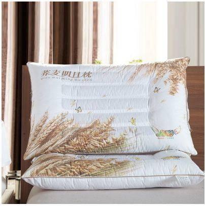 正品珍珠棉加厚护颈枕芯新品枕头磨毛保健枕  珍珠棉枕芯 保健低枕矮枕 颈椎保健枕 枕头枕芯