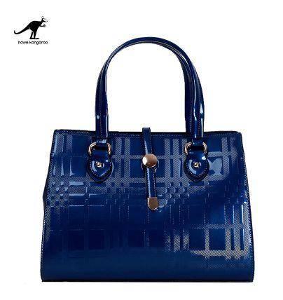 女士包包新款潮流女包时尚欧美牛皮大包手提包 新款时尚潮流女士手提包