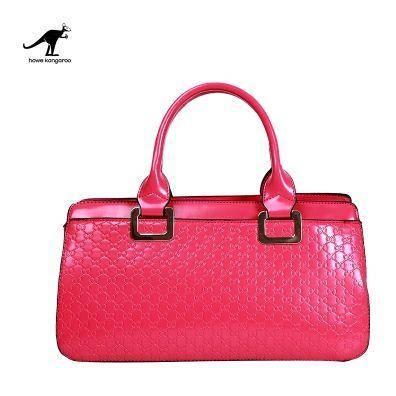 手提包女2014新款欧美时尚名媛淑女菱格高端大气女式包包 手提包包