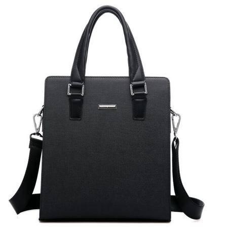 商务手提包电脑包公文包2014新款正品男包包邮