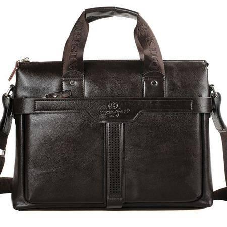 男士手提包电脑包供应时尚男包 皮包手提包单肩包男公文电脑斜挎背包男士包包邮