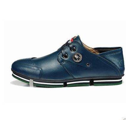 流行男鞋日常休闲低帮鞋板鞋 秋冬新款男士休闲鞋包邮0910