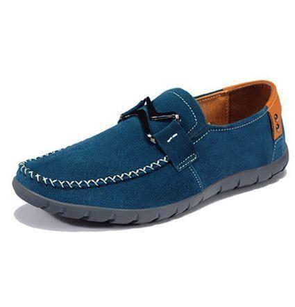 皮休闲鞋男鞋系带低帮鞋子  新款韩版男士 潮男鞋 包邮0910