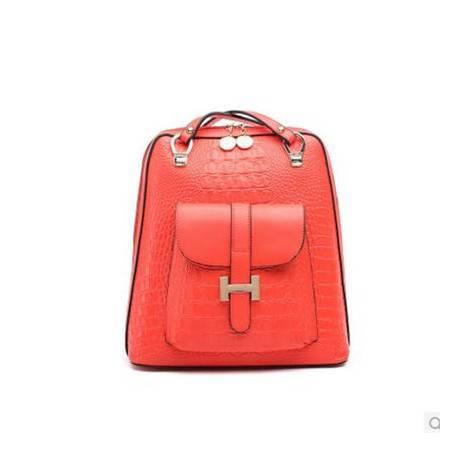 新款双肩包女韩版潮女包背包学院风 女士包包单肩多用书包 包邮0912