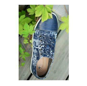 秋新款牛仔布男鞋低帮鞋板鞋男士系带休闲透气鞋男包邮0912