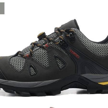 正品男士登山鞋2014新款户外鞋透气男徒步网布鞋包邮0915