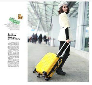 高档行李箱 女士行李箱 防水行李箱A-011亮面美琪包邮