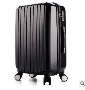 万向轮拉杆箱男女旅行箱登机箱PC箱包行李箱美琪包邮