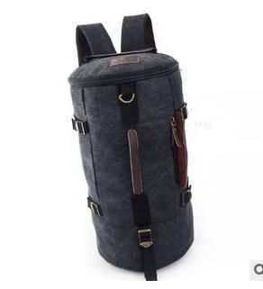 单肩手提电脑旅行包男女通用时尚休闲帆布双肩包 征途
