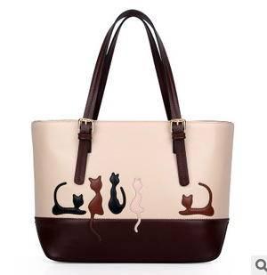 甜美可爱女士手提包2015新款韩版时尚小动物单肩包 征途包邮