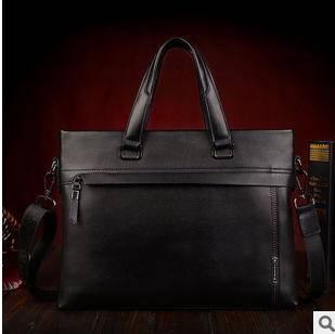 单肩斜跨公文包欧美时尚新款真皮商务休闲男士手提包征途包邮