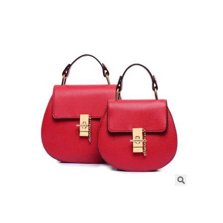 单肩斜挎锁扣包包欧美时尚新款小猪女士手提包 征途