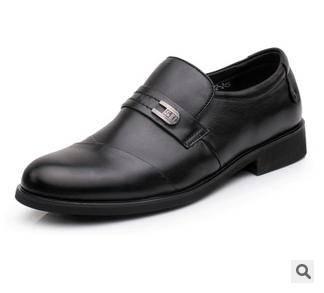 品牌皮鞋男正品真皮 温州正装皮鞋男鞋男式休闲皮鞋 富宏包邮