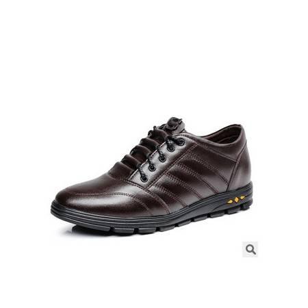 隐形内增高男鞋潮休闲鞋温州品牌男鞋春季新款男士增高鞋承发