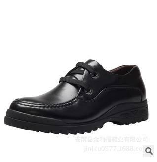 品牌男鞋英伦潮鞋子春季新款男士皮鞋商务男鞋承发
