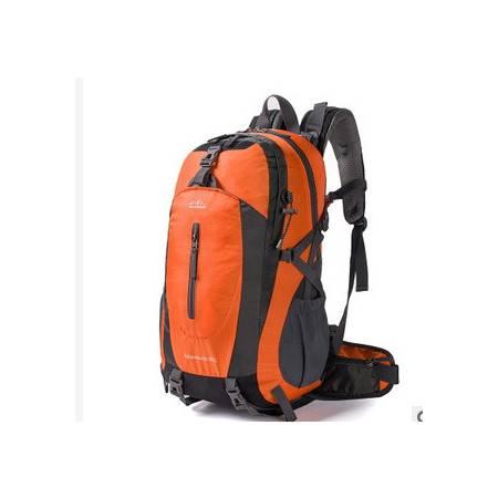 40L野营户外背包登山包双肩包男旅行徒步包银锋包邮