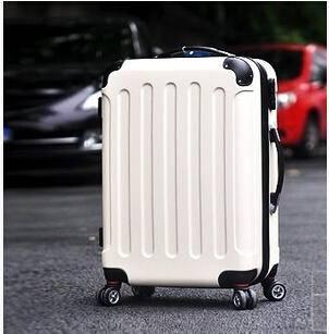 ABS防刮磨砂款 拉杆箱 24寸可扩展行李箱美琪包邮 更多颜色联系客服