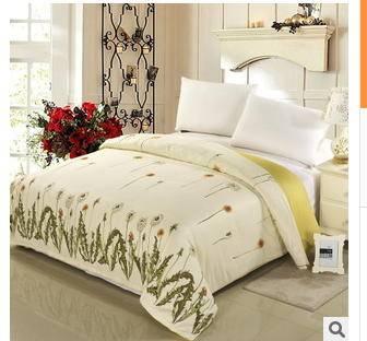 纯棉被套单件家纺床上用品幻桃包邮