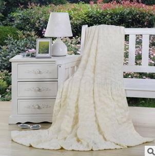 单/双人薄被空调毯子盖被年新品上市 格林雅居毛巾被幻桃包邮