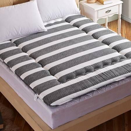 磨毛榻榻米床垫可折叠床垫床垫学生用单人双人地垫床褥床垫 幻桃包邮