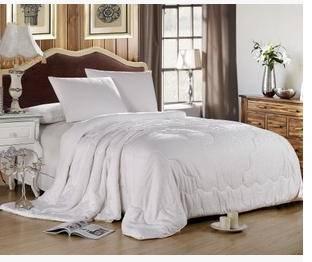蚕丝被子母被春秋冬棉被芯床上用品礼品蚕丝被100%桑蚕丝幻桃包邮