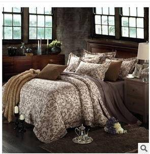 特级PIMA棉床单四件套-西芙 新品 精品床上用品 四件套 幻桃包邮