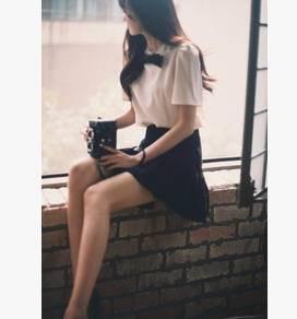 夏季新款韩版女装时尚雪纺衫两件套学院风小香风休闲套装梦鼎