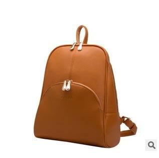 背包韩版潮流旅行女包书包2014新款时尚名牌多功能双肩包新安雅
