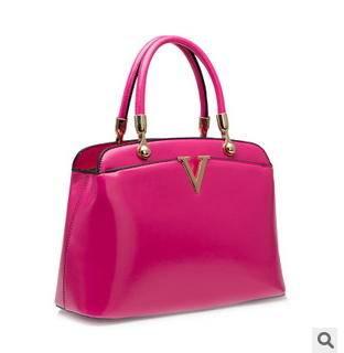 手提包女士单肩包斜挎包甜美休闲潮包包品牌冬款韩版女包新安雅