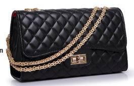 2.55菱格链条包包手提单肩斜挎包女女包欧美时尚小香风新安雅
