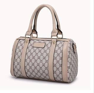 气质淑女包包品牌女包2014新款女士包包手提包波士顿枕头包 新安雅