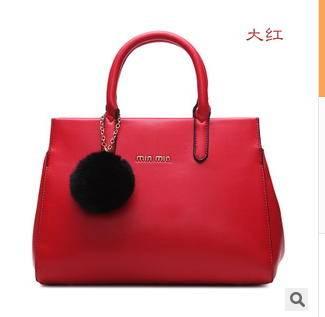 韩版潮流冬款女士手提包单肩水饺包时尚大包包品牌女包华大包邮
