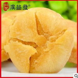 广益发金丝肉松饼独立包装40g福建特产 零食传统糕点心