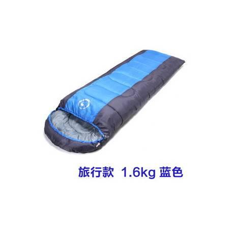 户外露营成人睡袋超轻纯棉午休睡袋1.6KG保暖秋冬季加厚睡袋拓步