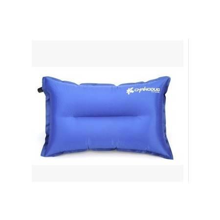 户外枕 冲气枕自动充气枕头8870高弹立体枕不可退换货拓步