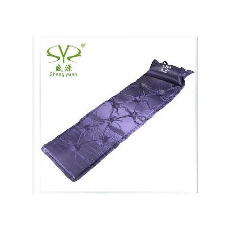 户外自动充气垫可拼接露营装备防潮垫单人地垫睡垫不可退换货拓步