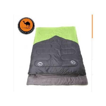 春秋夏季旅行 情侣野营 双人睡袋睡袋户外 室内午休成人超轻 拓步