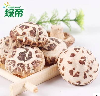 南北干货土特产蘑菇 花菇 250g 小花菇 野生冬菇椴木香菇干货