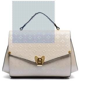 甜美淑女时尚手提包包2015夏季新款蝴蝶锁扣单肩斜跨女包 征途