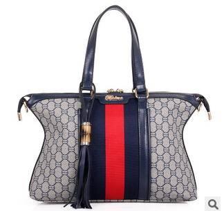 单肩斜跨大容量包包 欧美时尚新款经典简约手提女包 征途