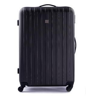 蛇纹磨砂面abs拉杆箱20寸登机箱正品休闲商务男女旅行箱右手方